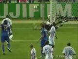 Футбол. Кубок Мира FIFA  2006. Финал. Италия - Франция.